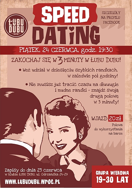 Speed dating df