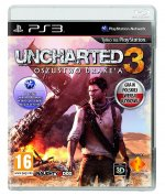 Uncharted 3: Oszustwo Drake'a, gra na PlayStation 3
