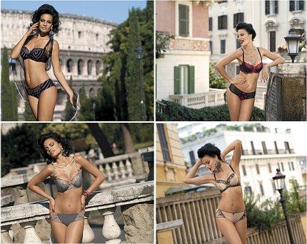 Bielizna damska  Sophia in Rome
