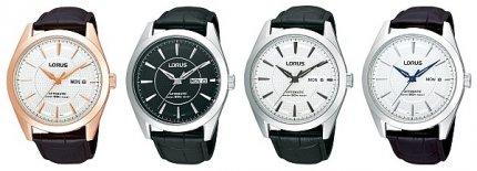 Lorus zegarki klasyczne z mechanizmem automatycznym