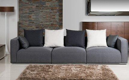Salon, sofa Nova z kolekcji mebli Maxliving