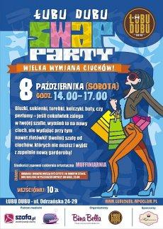 Trzecia edycja Swap Party w Łubu Dubu