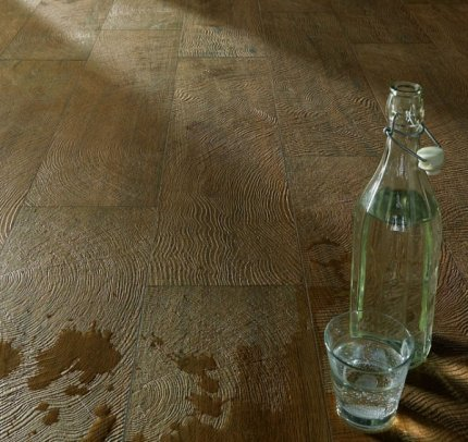 Płytki ceramiczne z kolekcji Urban Wood, marki Flaviker