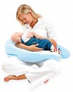 Matka z dzieckiem, karmienie piersią