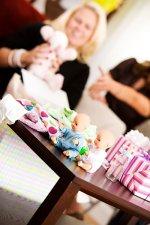 Baby Shower, przyjęcie, prezenty