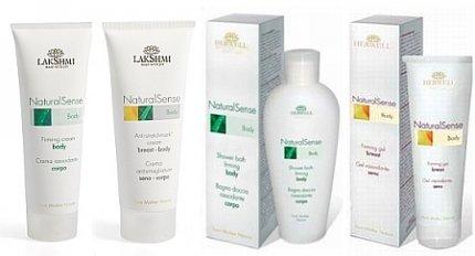 Kosmetyki, Linia NaturalSense Body
