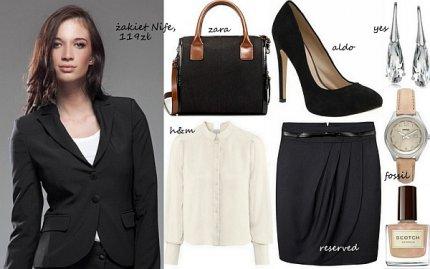 Elegancki dress-code do pracy