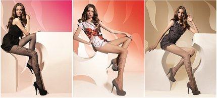 Rajstopy i legginsy Gatta Galleria Fantasia