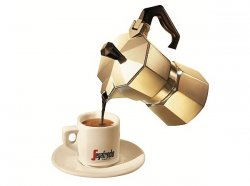 Parzenie kawy Sagafredo