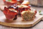 Wytrawne muffiny z kaszy gryczanej
