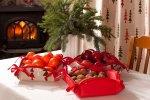 Boże Narodzenie, dekoracje świąteczne stołu