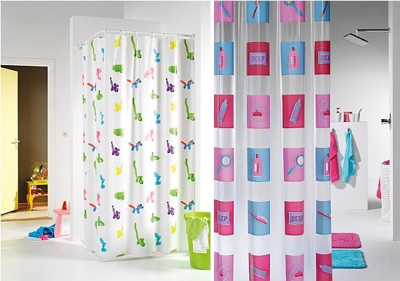 Galeria Zasłonki Prysznicowe Prysznic łazienki