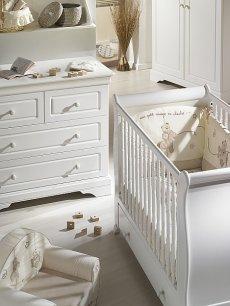 Pokój dziecka, zestaw mebli w stylu Ludwika, kolekcja Elodie!