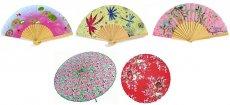 Dekoracje, wachlarze i parasole