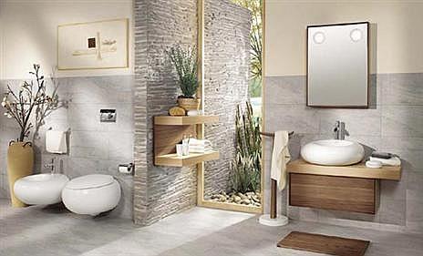 Galeria łazienka Kolekcja Pure Stone Villeroy Boch