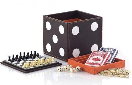 Zestaw gier towarzyskich