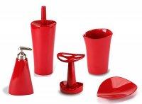 Akcesoria łazienkowe Umbra Orvino Red