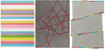 Kolorowe dywany we wzory