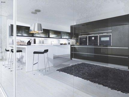 Kuchnia, linia frontów i elementów wyposażenia kuchni Next