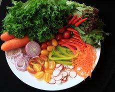 Warzywa, sałatka