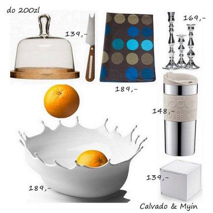 Dekoracje i akcesoria designerskie do domu