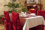 Salon, dekoracje świąteczne