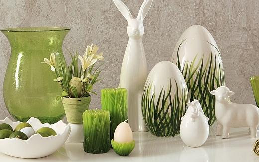 Ozdoby wielkanocne, kolekcja Green Grass
