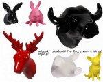 Plastikowe zwierzęta do dekoracji wnętrz marki The Zoo