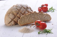 Chleb z otrębami