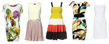 Sukienki na lato Fashion House