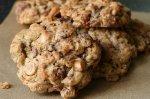 Ciasteczka bez mąki, cukru i tłuszczu
