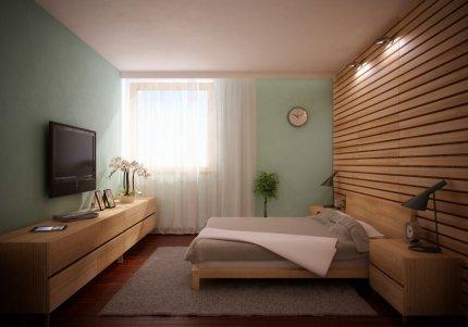 Sypialnia W Kolorze Miętysprawdzone Metody Urządzania