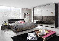 Dobrze i wygodnie zaprojektowana sypialnia
