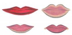 Korekcyjny makijaż ust