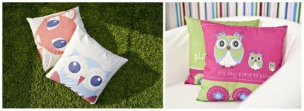 Poduszka - ciekawy prezent pdo choinkę