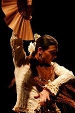 Marta Dębska flamenco