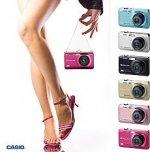 aparaty cyfrowe Casio