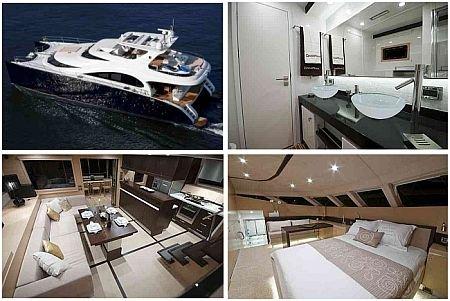 Damrak Sunreef Yachts
