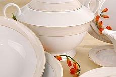 zastawa stołowa porcelana