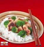 ryż kurczak brokuły