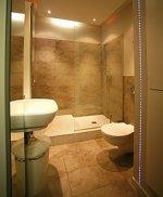 łazienka diody LED