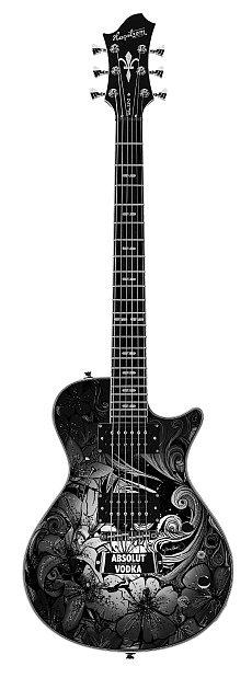 gitara elektryczna Hagstrom