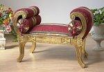 sofa w stylu empire