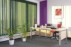 biuro rolety pionowe