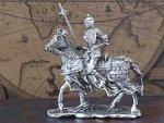 figurka rycerz na koniu