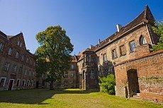 Zamek browar Namysłów