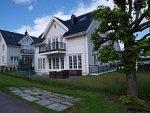 dom w technologii skandynawskiej