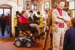 wózek inwalidzki elektryczny