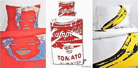 pościel Andy Warhol