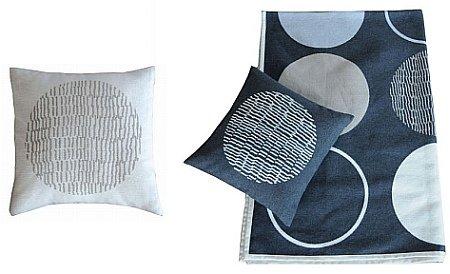 poduszki pled